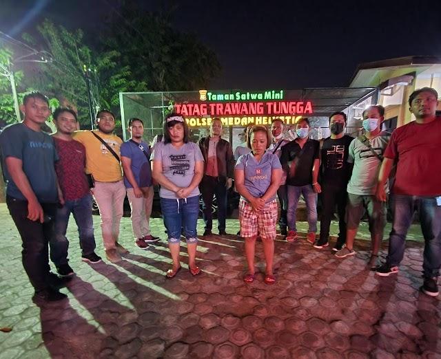 Membunuh di Kebun Kopi Simalungun Tertangkap di Hotel Hawai Medan