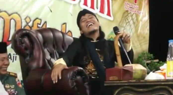 Beredar Video Ceramah Gus Miftah: Pengajian Paling Menyenangkan adalah dengan Para Lonte!