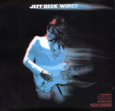Jeff Beck ~ 1976 ~ Wired