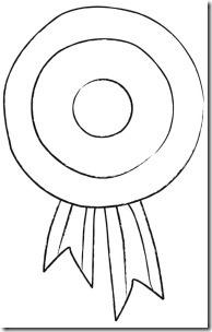 escarapela argntina colorear (3)