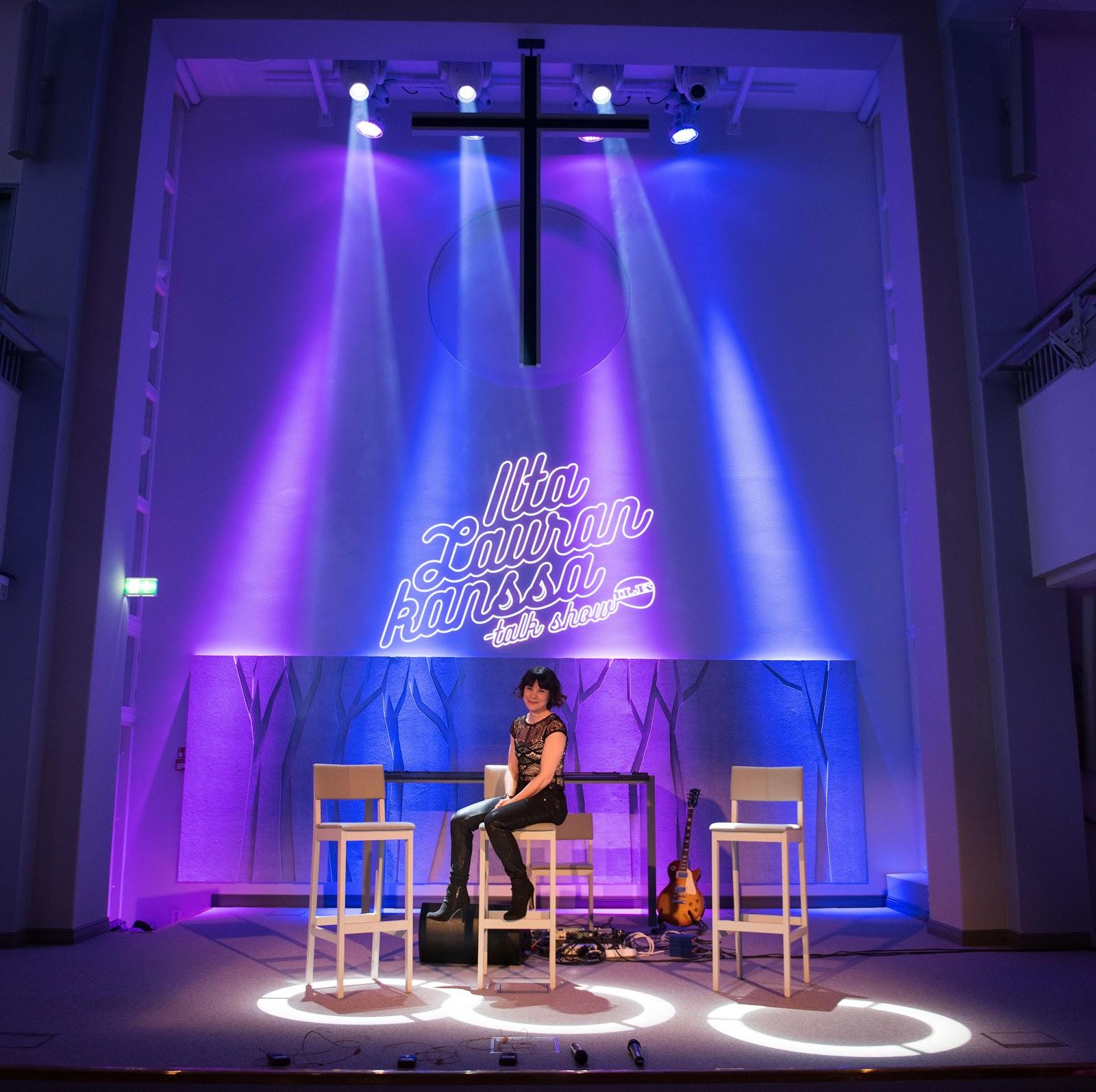 Kaupungin valot 18.3.2017 @Helsinki, Luther-kirkko - ValotjaLogo.jpg