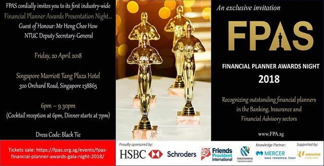 FPAS Awards Dinner