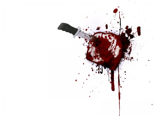Knife And Blood, Bloody