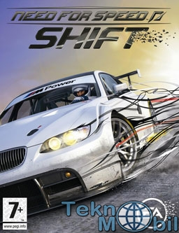 Need For Speed Shift Full Oyun