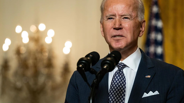 Most Of Biden's $1.9 Trillion Coronavirus Relief Bill Has Nothing To Do With Public Health