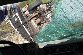 Accidents de la route : 83 morts en une semaine