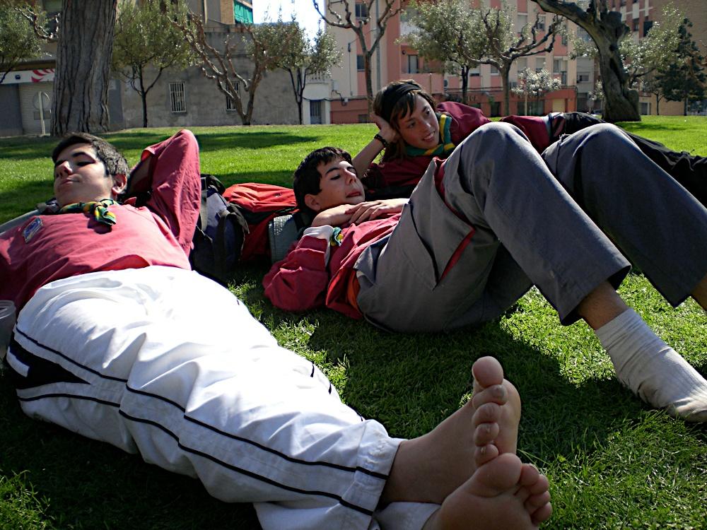 Sortida Sant Salvador de les espasses 2006 - CIMG8420.JPG