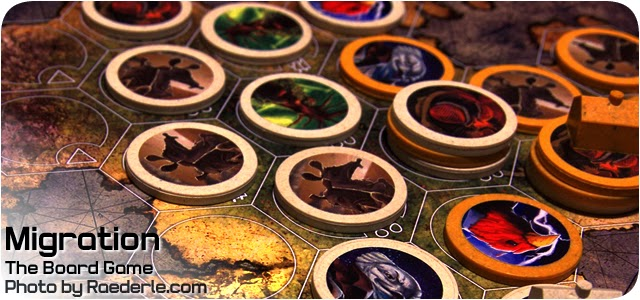 Migration The Board Game