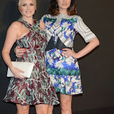 OIC - ENTSIMAGES.COM - Samantha Pixiewoo and Nicola Pixiewoo at the Divergent Series: Insurgent - world film premiere in London 11th March 2015  Photo Mobis Photos/OIC 0203 174 1069