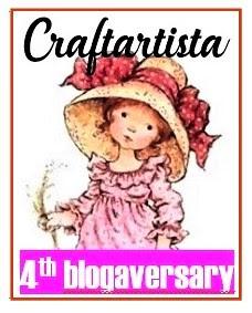 Participo en la Fiesta 4th Blogaversary de Mía