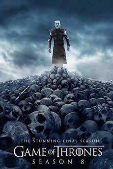 capa Game of Thrones 8ª Temporada