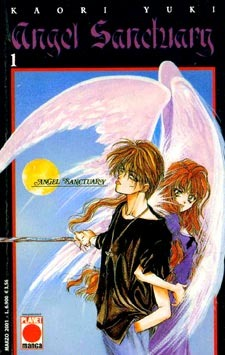 Angel Sanctuary (manga)