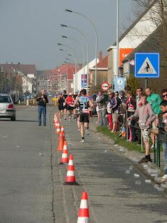 Veloopzwem 2012