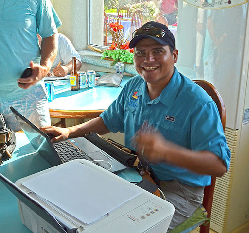 Bisbee east cape offshore week as seen by gary graham for Mexican fishing license