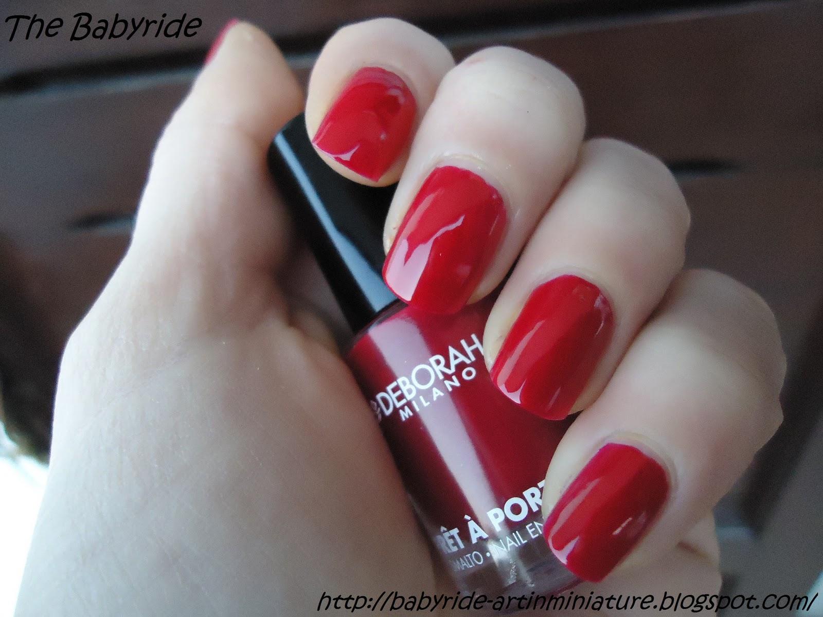 Prove di deborah nuova collezione pret a porter for Diva scarlet