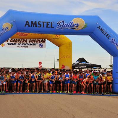 Carrera de Manzanares 2015 - Carrera