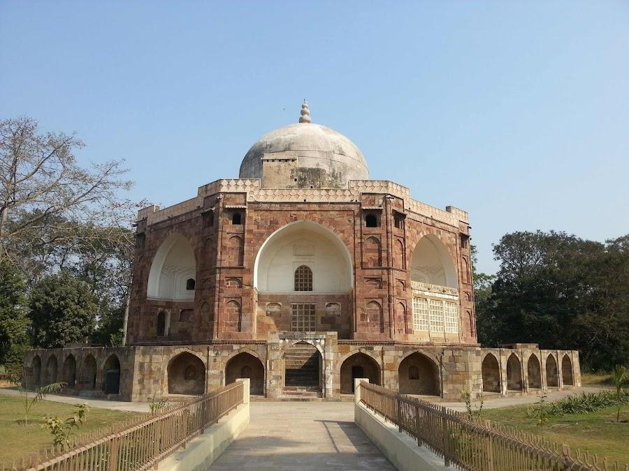 Qutbuddin's Tomb (Hazira)