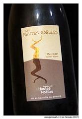 """Domaine-des-hautes-Noëlles-Muscadet-Vieilles-Vignes-Côtes-de-Grandlieu-""""Les-Hautes-Noëlles""""-2014"""