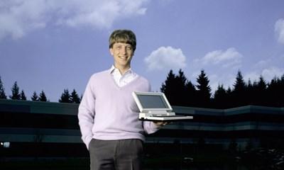 Bill Gates - Đồng sáng lập hãng công nghệ MicroSoft
