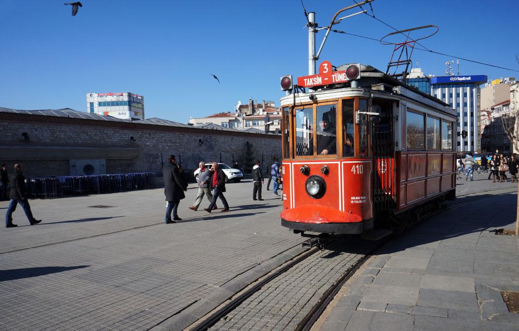 Taksim NEX 5N & 16mm