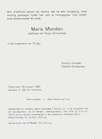 Monden-Schuurman, Maria Overlijden 29-01-1983.jpg