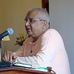 Swami Girishananda lecture