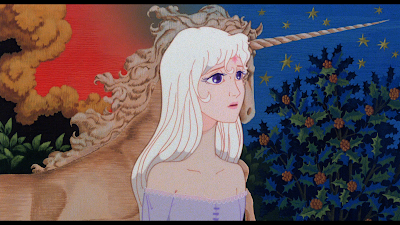 Photos: The Last Unicorn on Blu-Ray
