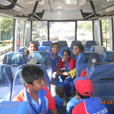 Grade 7-Visit to Mother dairy, Yelahanka, Bangalore