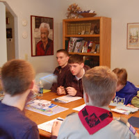 Citizenship in the Community Merit Badge Clinic - DSC_4922.JPG