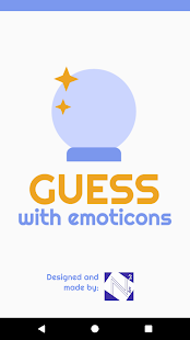 Guess with Emoticons