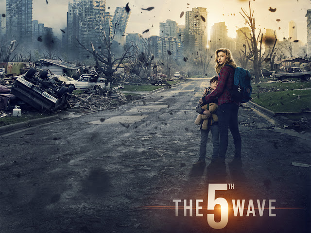 Το 5ο Κύμα (The 5th Wave) Wallpaper