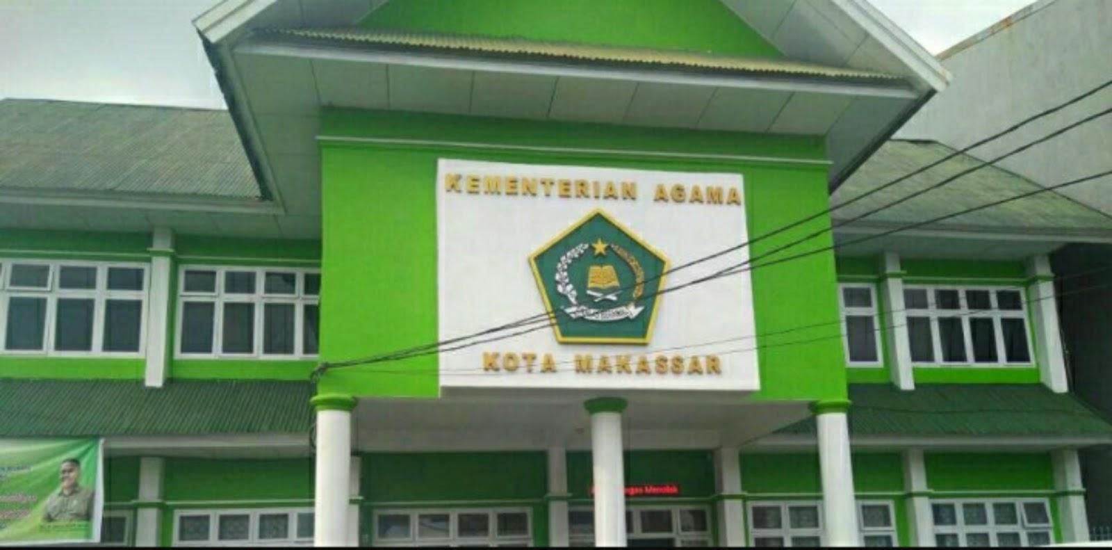 Terkini Kantor Depag Makassar