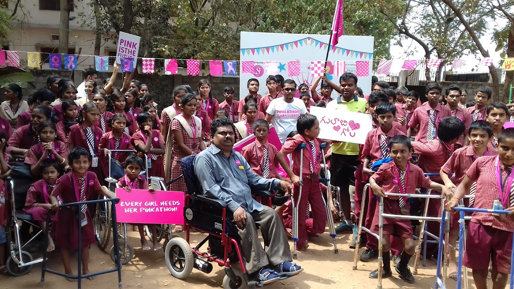 I Inspire Run by SBI Pinkathon and WOW Foundation - 20160226_123126.jpg