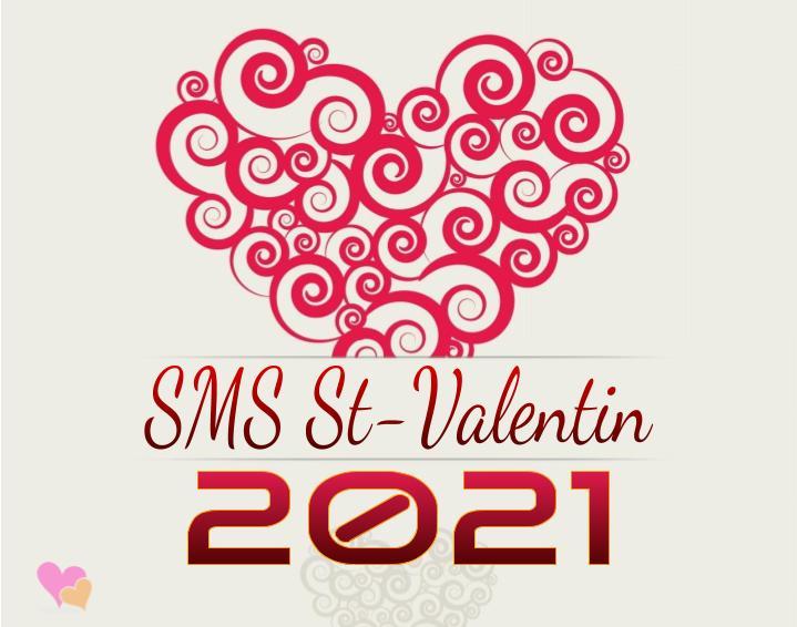 Joyeuse Saint-Valentin 2021