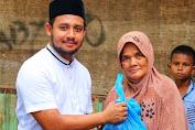 Bantu Anak Yatim : Teuku Riefky Harsya Apresiasi Dewan DPRK Aceh Besar