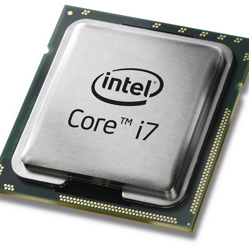 Cpu Intel Core e la grafica integrata.