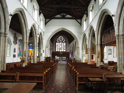 St Marys Church, Church End