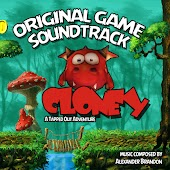 Cloney: A Tapped Out Adventure (Original Game Soundtrack)