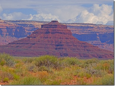 Goosenecks Area, Trail of the Ancients National Scenic Byway