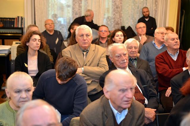 Conferinta Calvarul prizonierilor de razboi romani pe frontul de 072