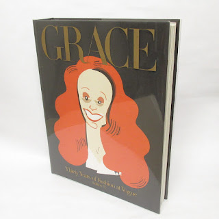 1st Edition Grace Thirty Years of Fashion at Vogue Edition 7L