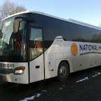 Setra van National Holidays (GB)