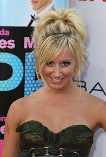 Ashley Tisdale Hairstyles Pictures - Celebrity hairstyle Ideas