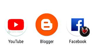 Blogger Templates Button HTML