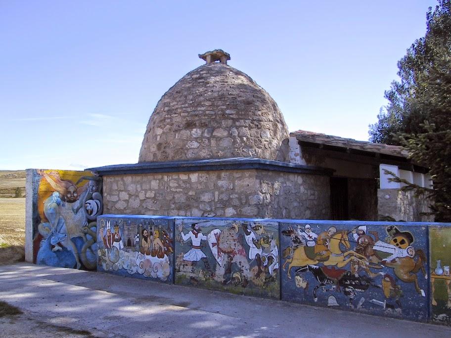 Albergue de peregrinos municipal de Arroyo San Bol (Iglesias), Burgos :: Albergues del Camino de Santiago