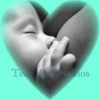 Amamentação da um bebê