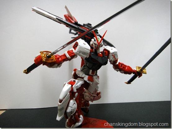 MBF-P02 Gundam Astray Red Frame -047