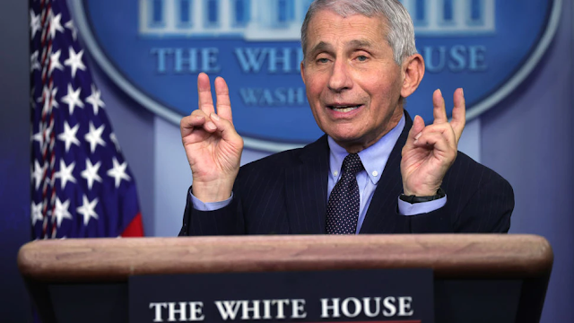 Fauci Offers Hope, Says It's A 'Quite Reasonable Projection' Large Gatherings Could Happen By Fourth Of July