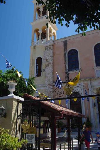 La Canée (Χανιά), église Saint-Nicolas.