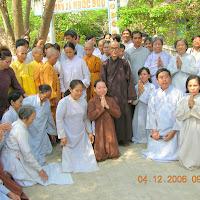 [DCQD-0501] Chuyến thăm phật tử cả nước 2006 - Quy Nhơn (12/04/2006)